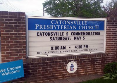 21 Catonsville Community Event - Catonsville Presbyterian Church