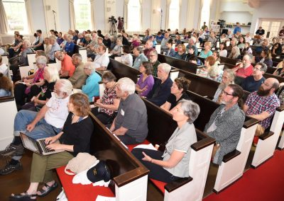 22 Catonsville Community Event - Audience