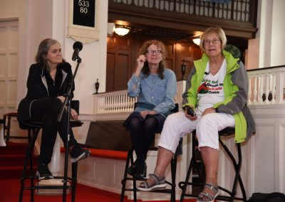 26 Catonsville Community Event - Amy Goodman, Kathy Kelly & Col Ann Wright
