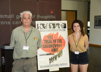 5 UMBC Symposium - Dave and Skye Goldsmith